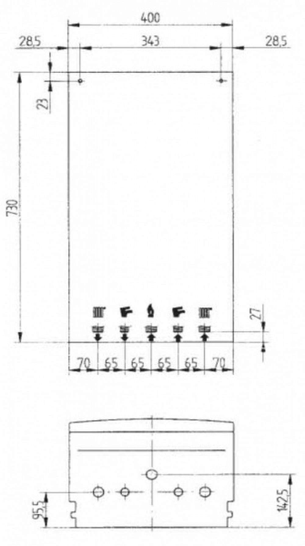 Baxi Main Four 18 F Инструкция